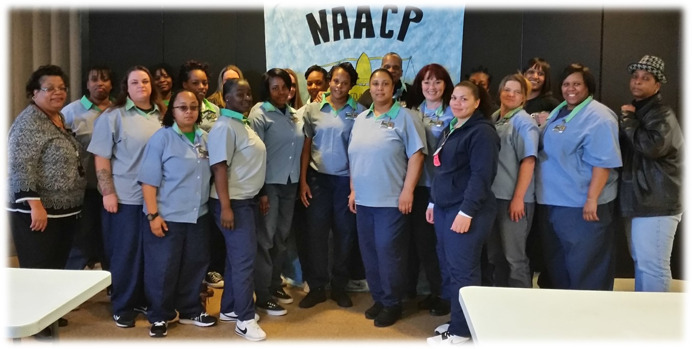 NERC's NAACP Hosts Empowered Women Event