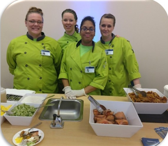 NERC Participants Compete in LMM's Annual Savor Event