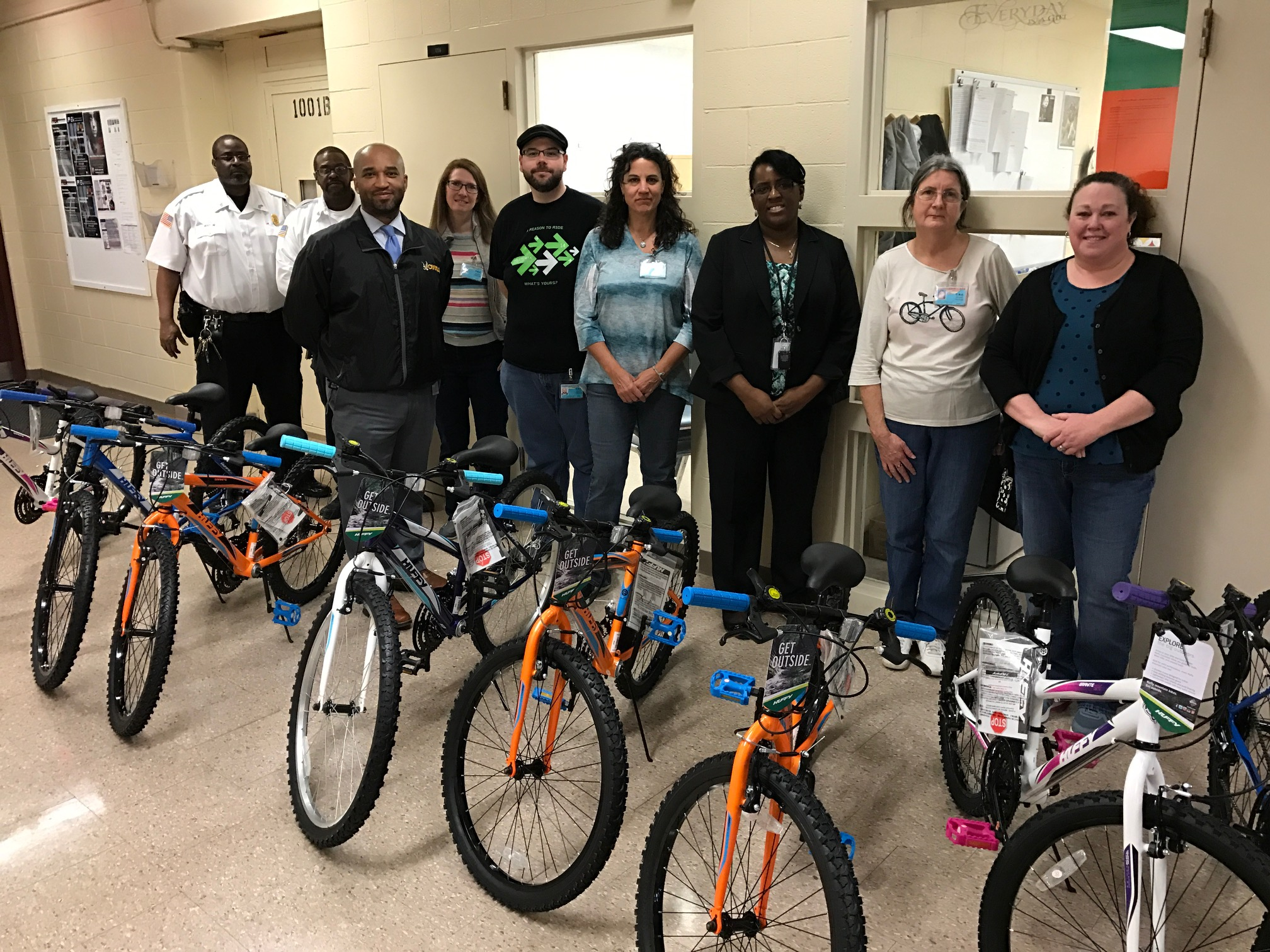 CRC Juvenile Bike Build Project
