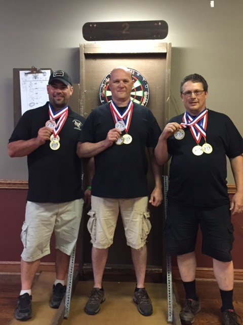 "RiCI staff participant in Annual ""Ohio Police and Fire games"" competition"