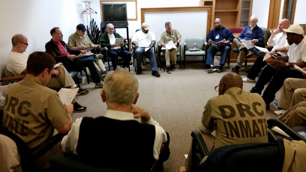Embark Weekly Meetings at Marion Correctional Institution