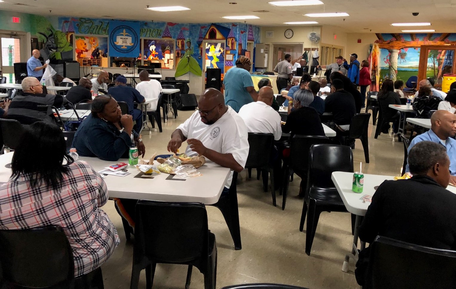 NACCP Family Night Hosted by Grafton Correctional