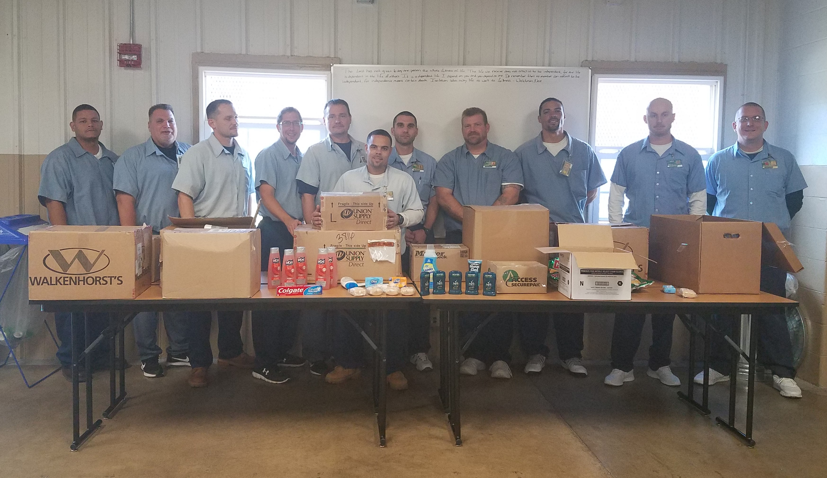 Helping Hands at Chillicothe Correctional Institution