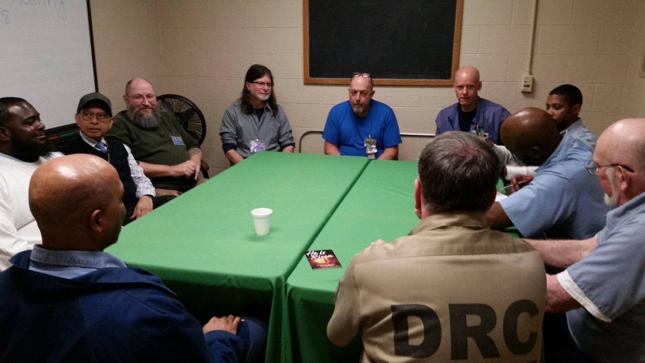 Kairos Planning Committee at Marion Correctional Institution