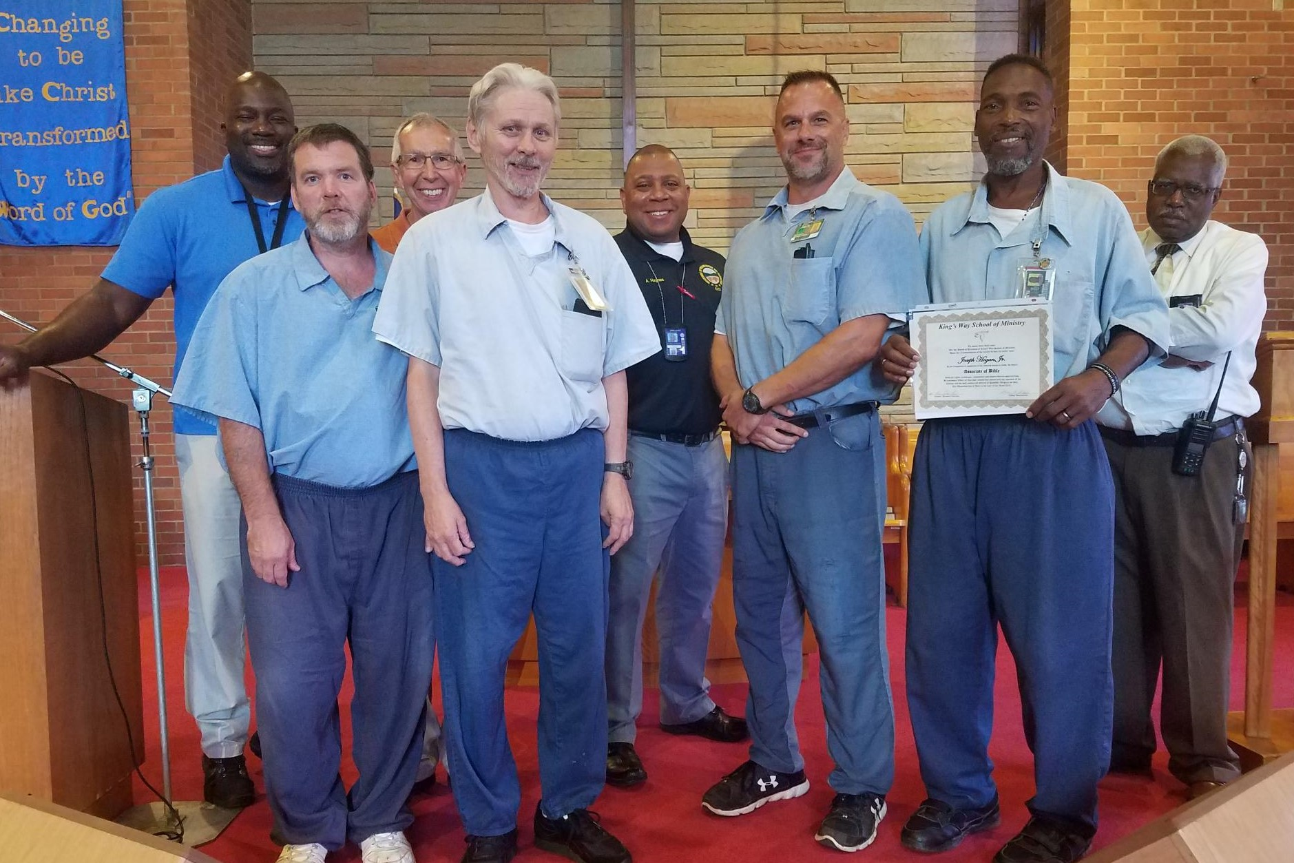 Chillicothe Correctional Offenders Earn Associate Degree