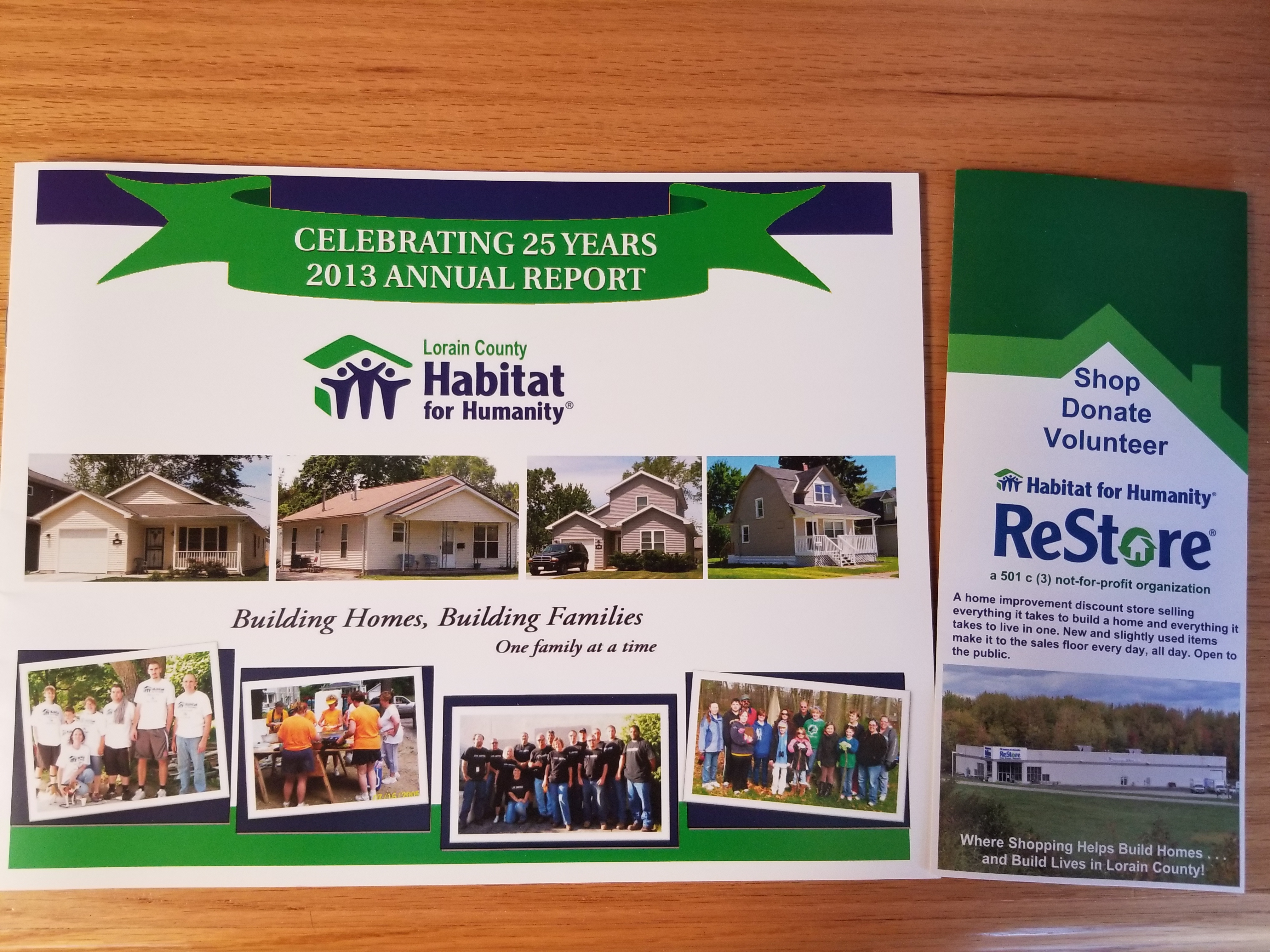 Lorain Correctional Welcomes Habitat for Humanity