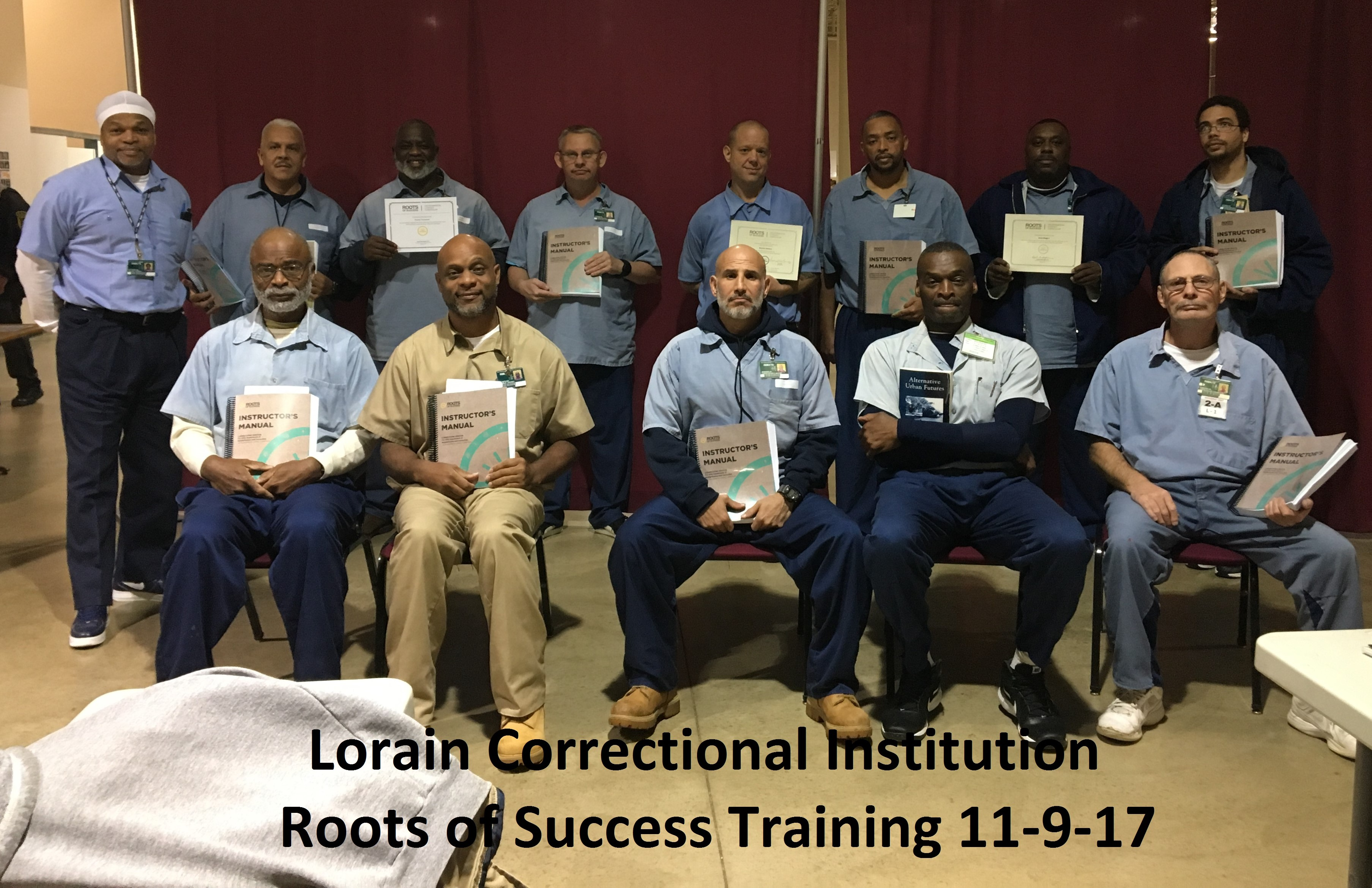 Roots for Success at LorCI+