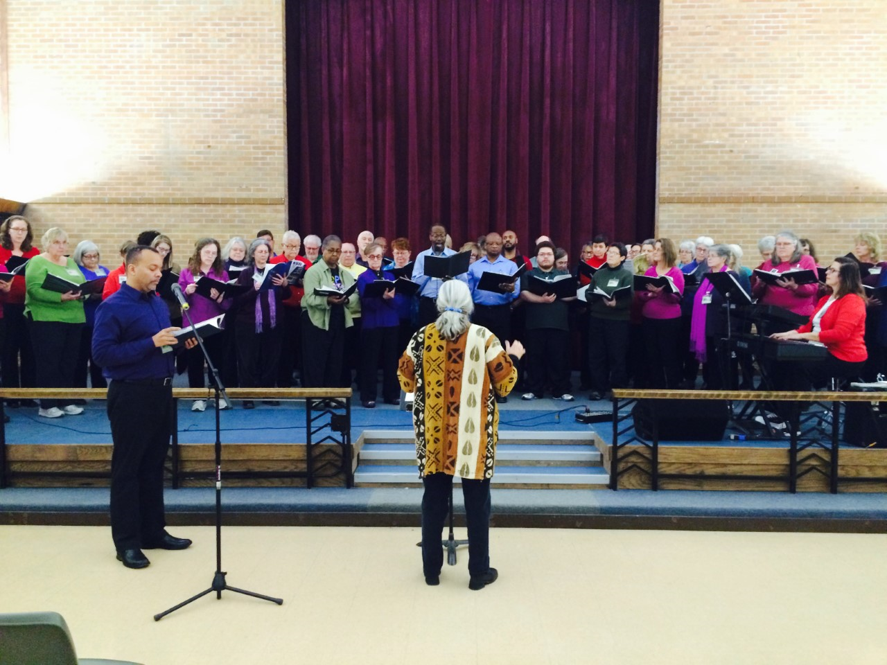 Choir Celebration for Martin Luther King Jr Day