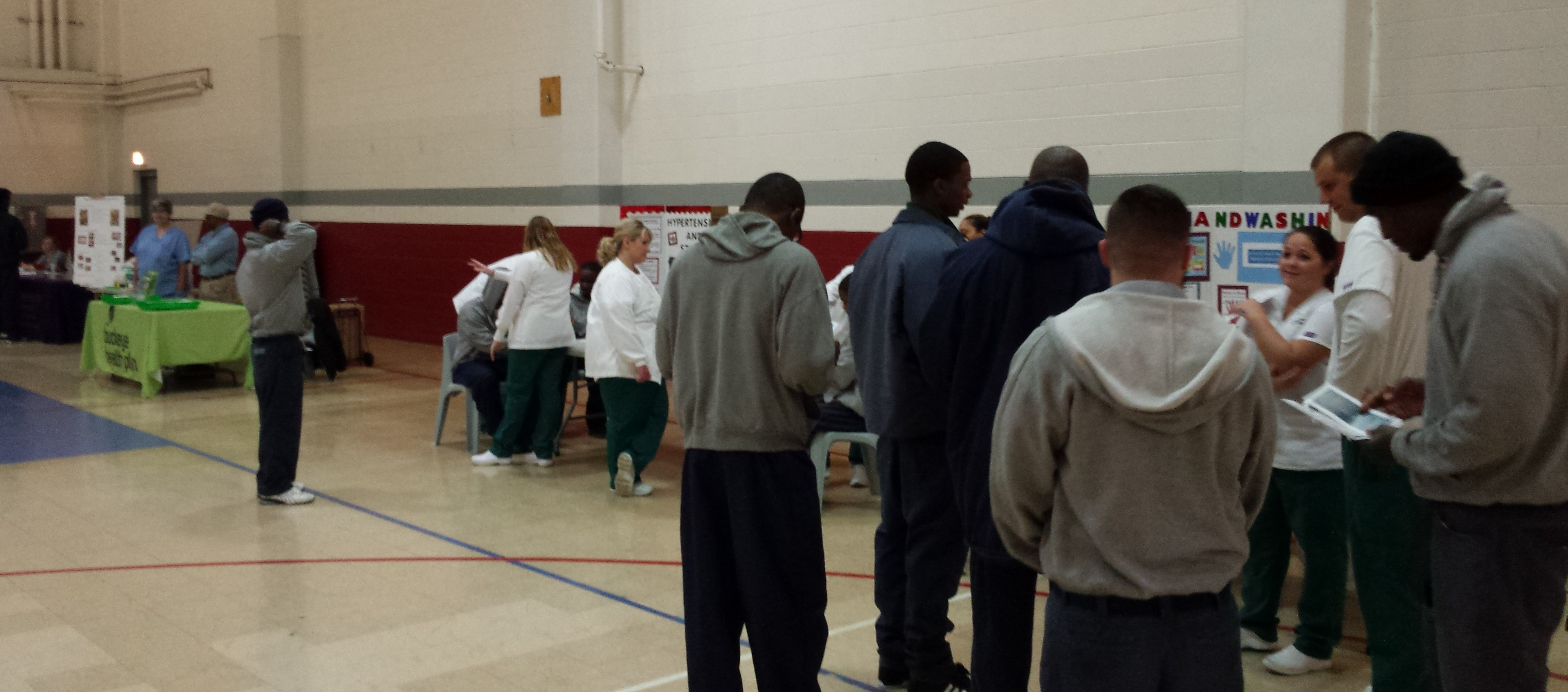 ManCI Health Fair