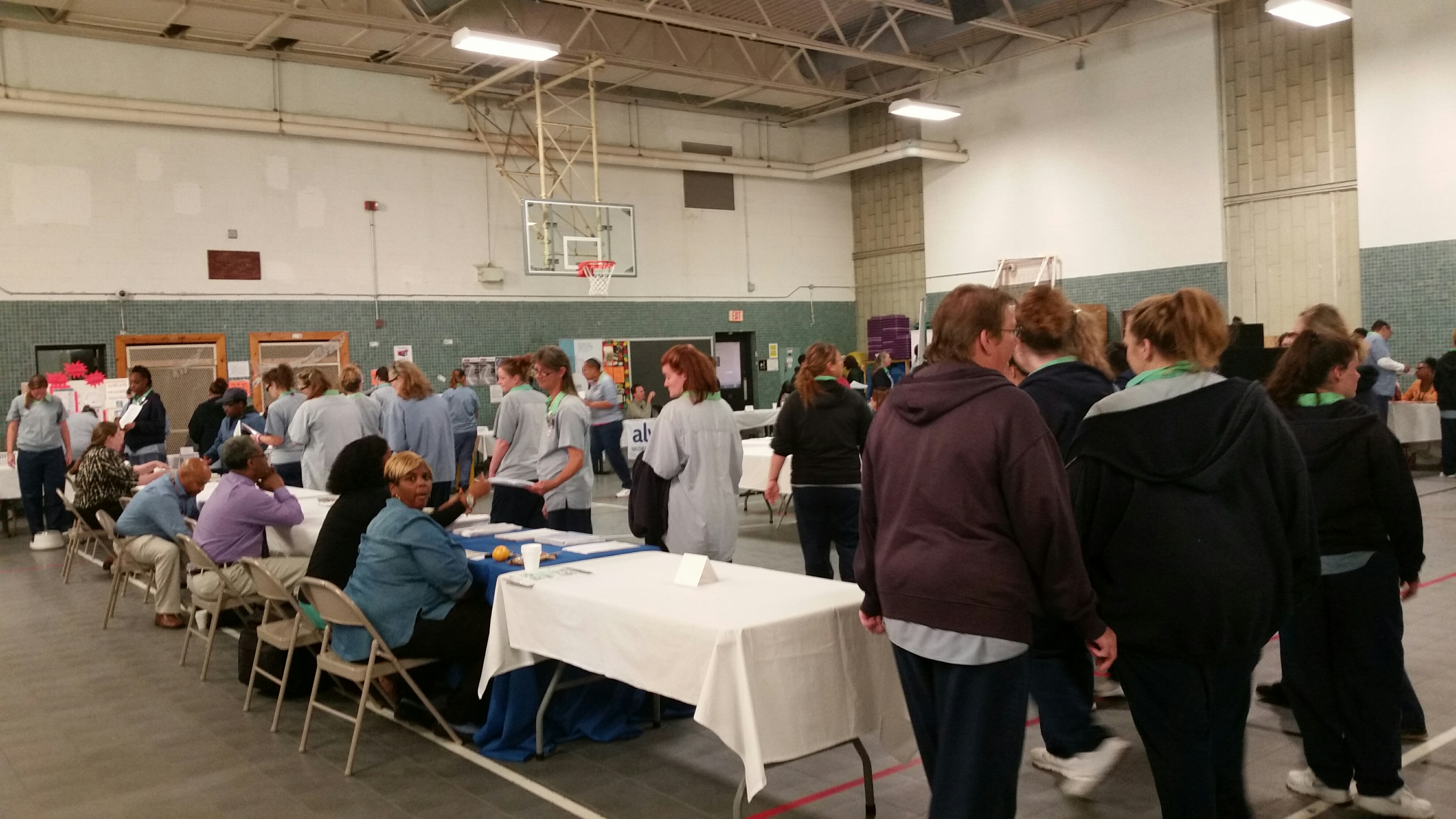 ORW Hosts Reentry/Resource Fair