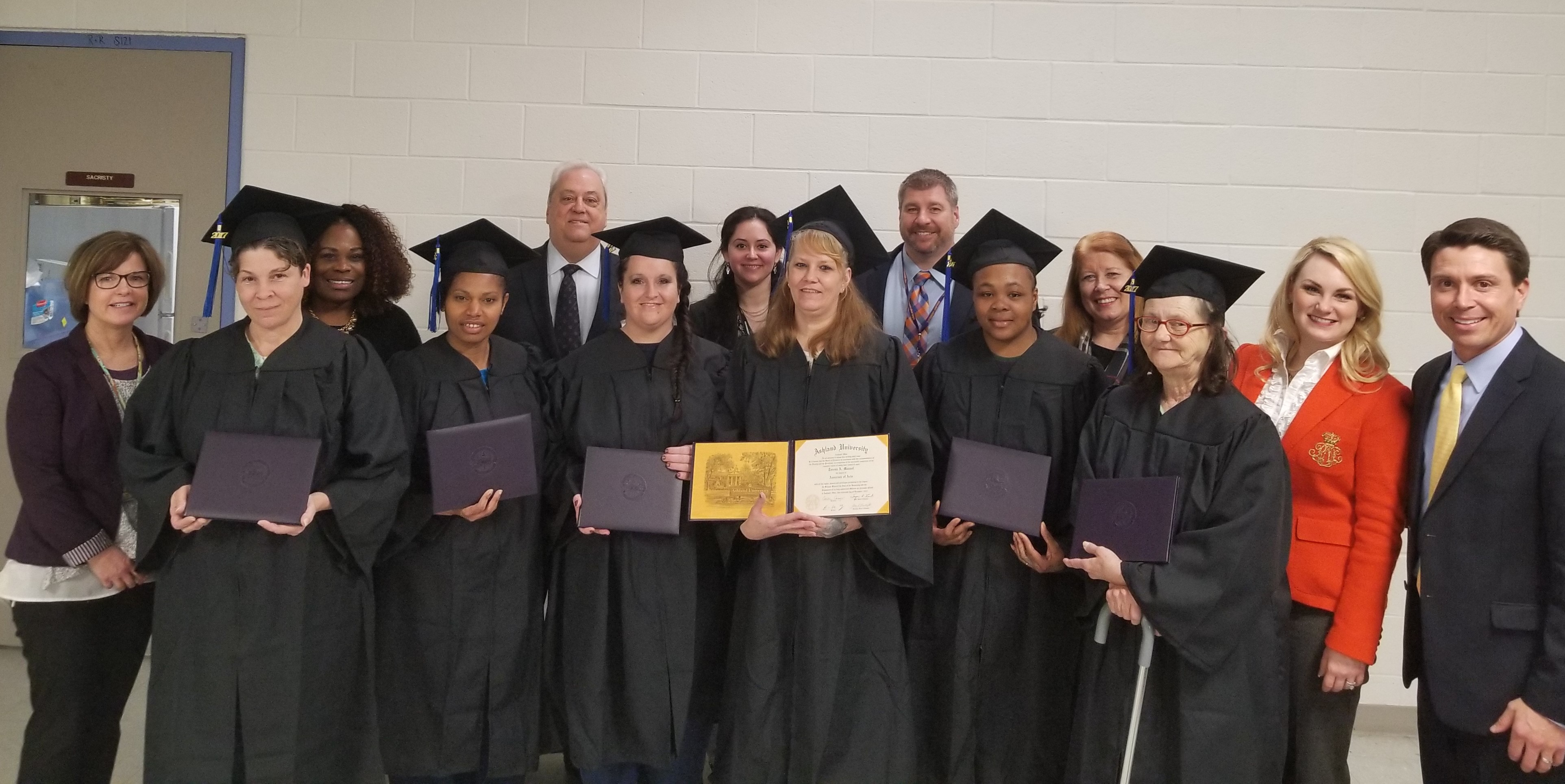 Spring Commencement at ORW