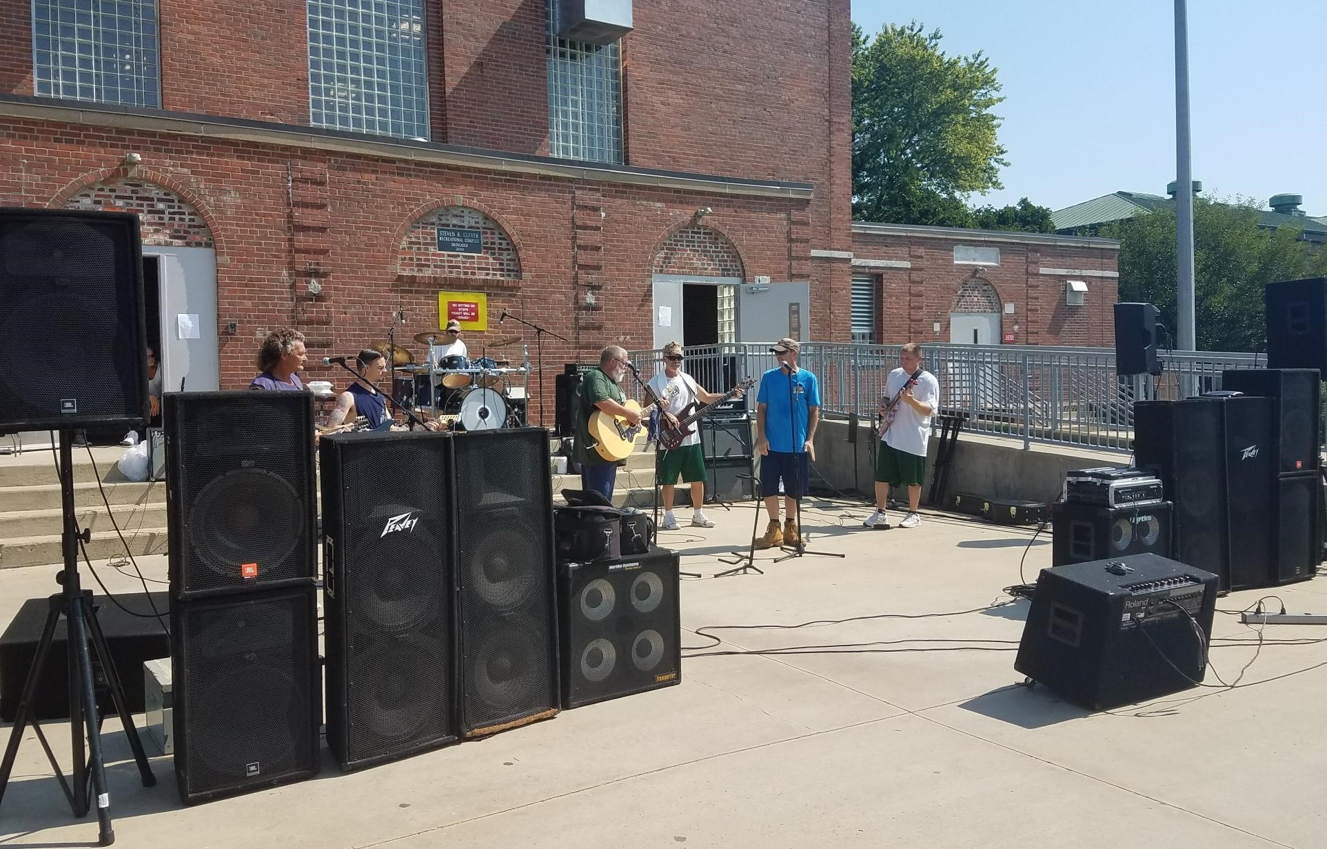 Chillicothe Correctional Institution's Yard Day