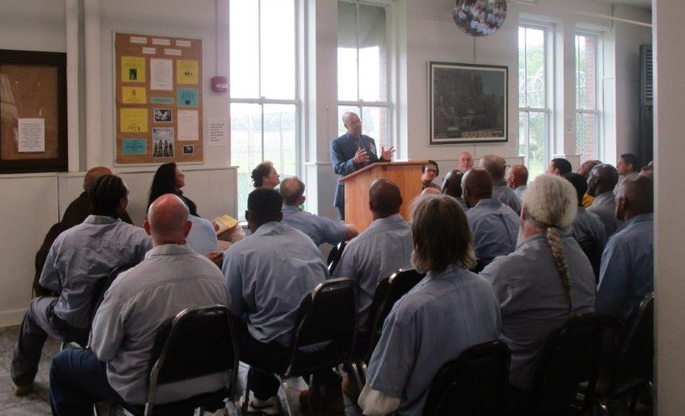 Recovery Service Graduation at Chillicothe Correctional