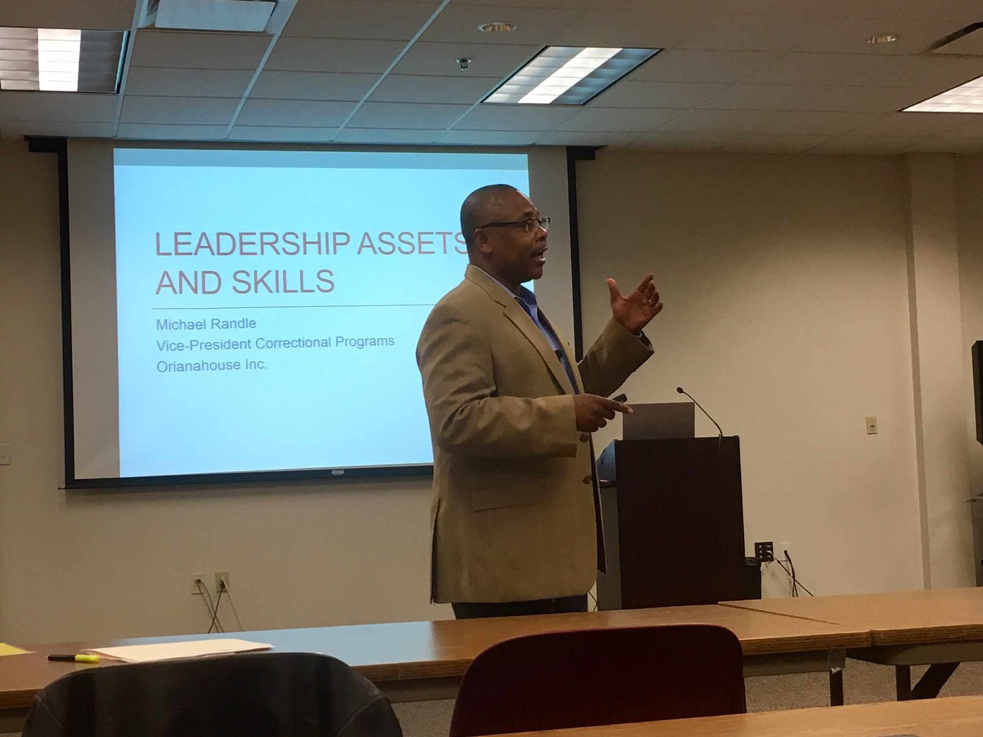 Leadership Assets and Skills Presented in the Northeast Region