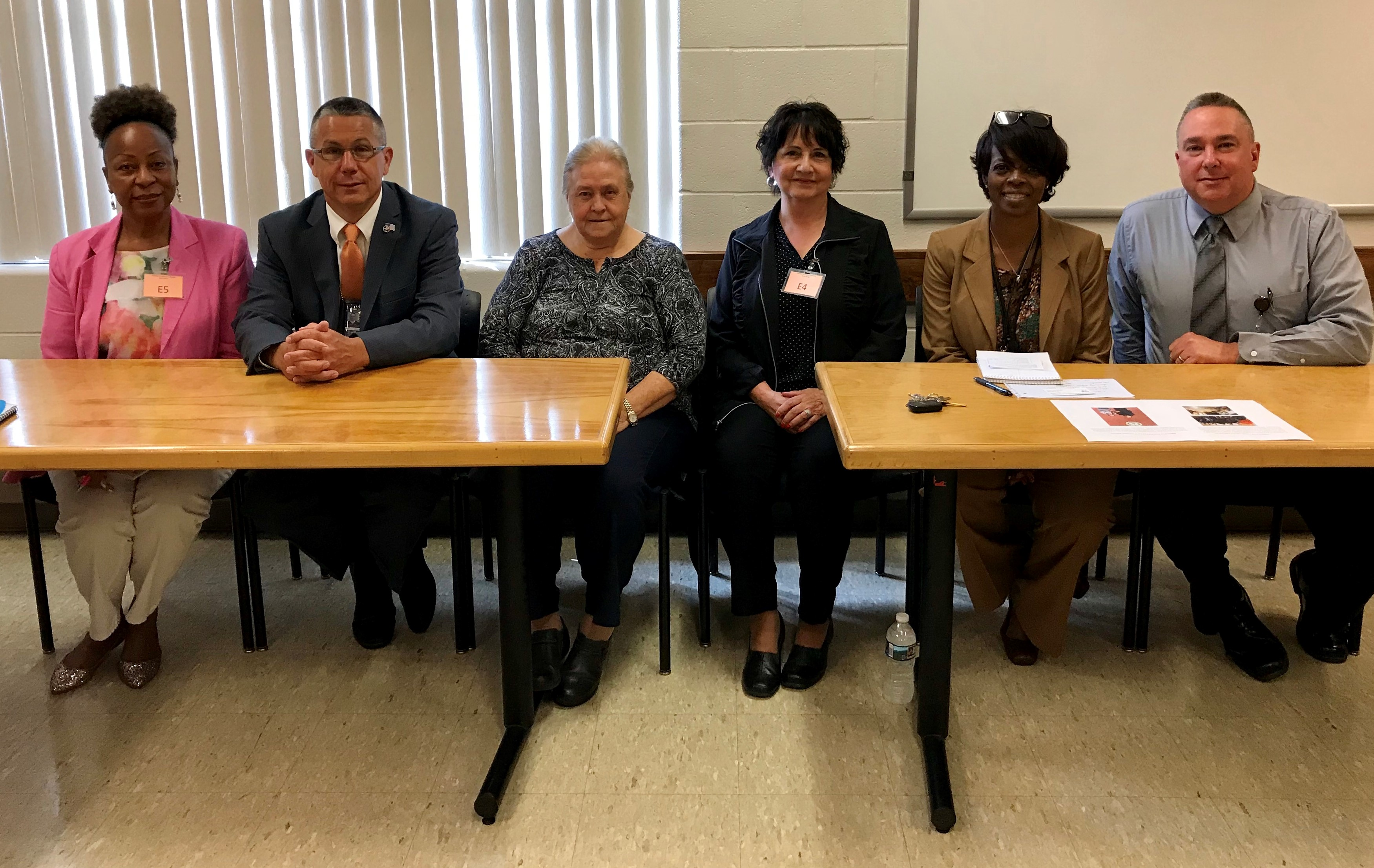 Trumbull Correctional Welcomes Community Advisory Committee