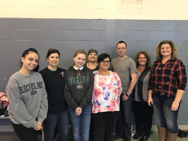 Chillicothe's WIC Prepares and Serves Thanksgiving