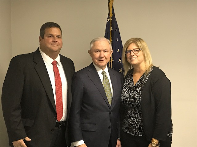 Toledo APA Works with Department of Justice Public Safety Partnership